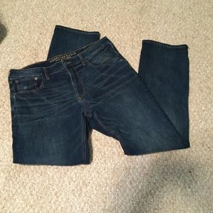 American Eagle Outfitters Jeans - Mens American Eagle Jeans Sz 38X36